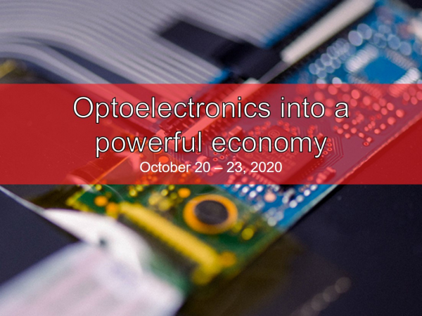 OPTOELECTRONICS INTO A POWERFUL ECONOMY